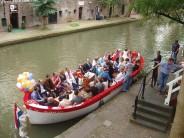 Tapasboot Utrecht bij de afvaartsteiger