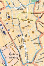 Vaarkaart Utrecht